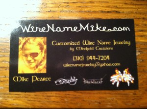 Wire Name Mike