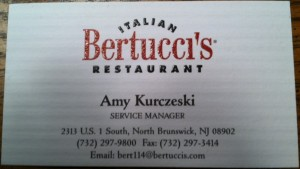 Bertuccis North Brunswick NJ