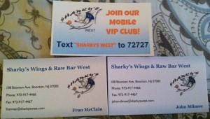 Sharky's Wings & Raw Bar West