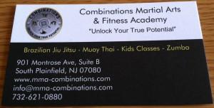 Combinations Martial Arts