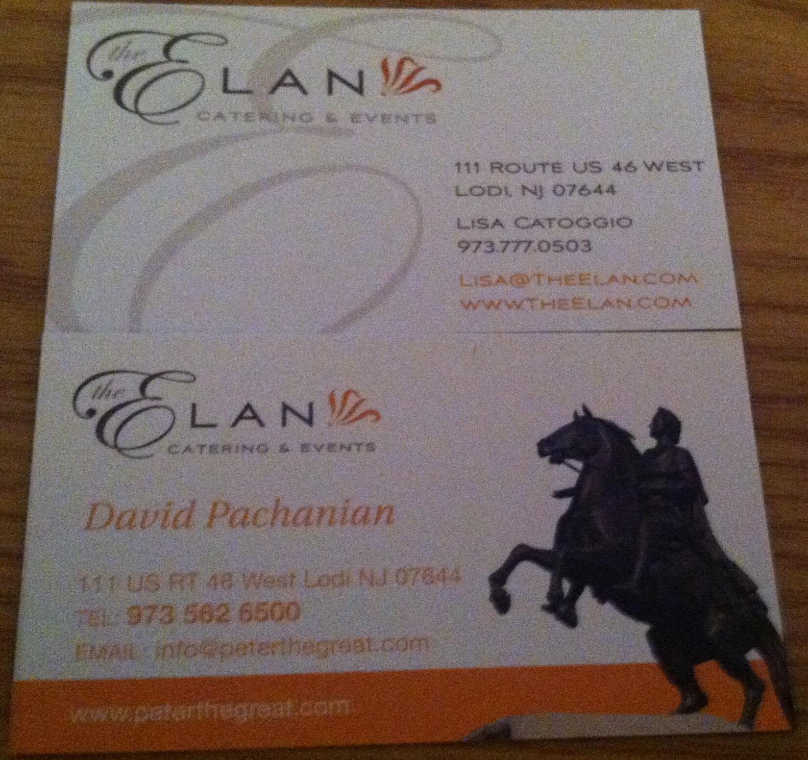 The Elan