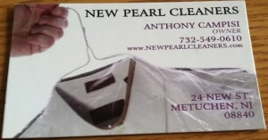 New Pearl Cleaners