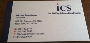 Infinity Consulting Solutions
