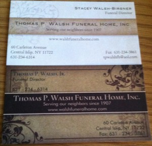 Thomas P Walsh Funeral Home