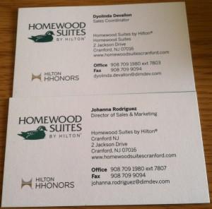 Hilton Homewood Suites Cranford NJ