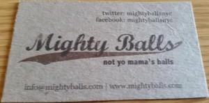 Mighty Balls