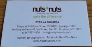 Nuts Plus Nuts