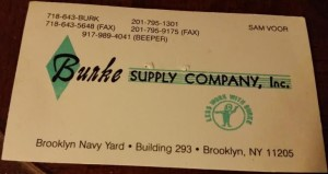 Burke Supply Company
