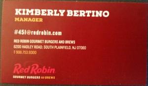 Red Robin NJ