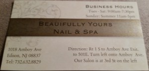 Beautifully Yours Nail and Spa
