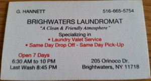Brightwaters Laundromat
