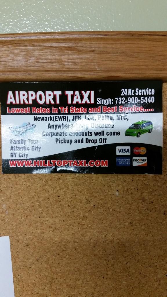 Hilltop Taxi
