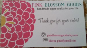 Pink Blossom Goods