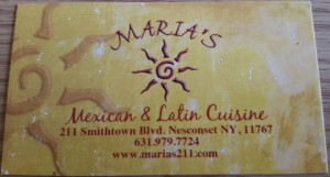 Maria's Mexican and Latin Cuisine
