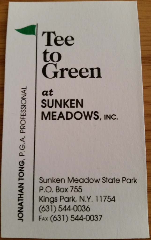 Sunken Meadow Golf Course