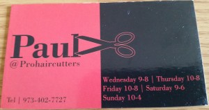 Paul Pro Haircutters