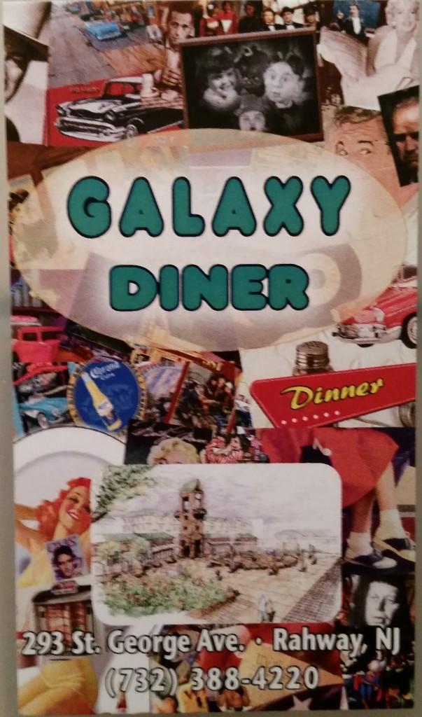 Galaxy Diner Rahway NJ