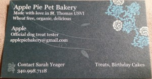Apple Pie Pet Bakery