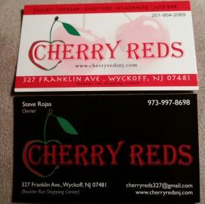 Cherry Reds Wyckoff NJ