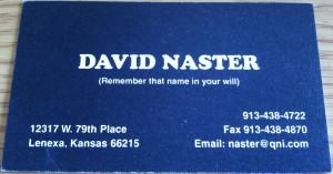 David Naster