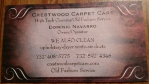 Crestwood Carpet Care