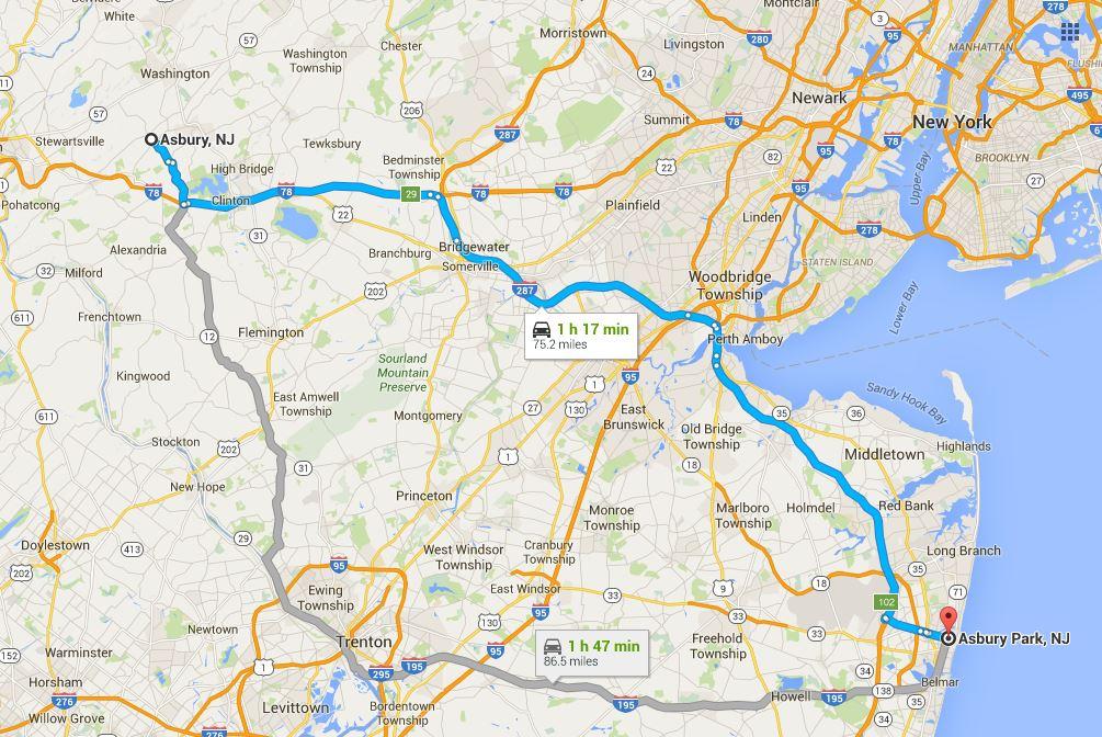 Asbury vs Asbury Park NJ