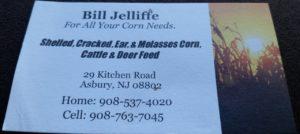 Bill Jelliffe Asbury NJ