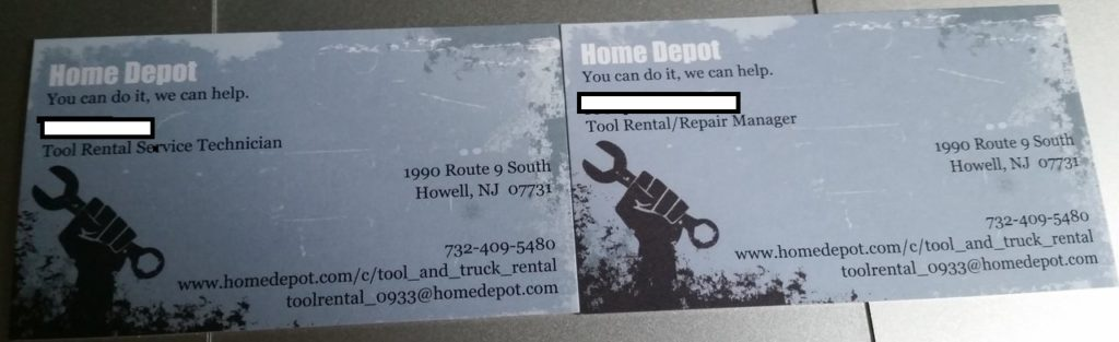 Home Depot Howell NJ