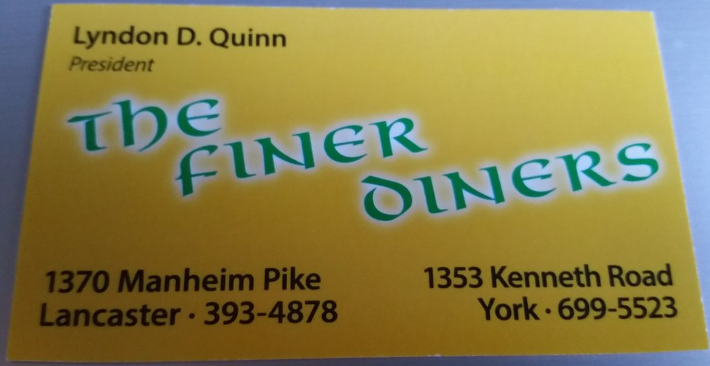 Lyndon Finer Diners