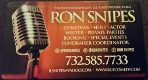 Ron Snipes Birthday Bash