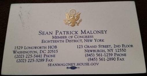 Sean Patrick Maloney