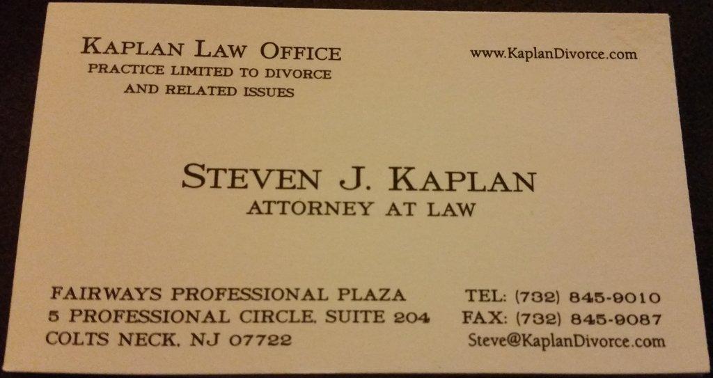 Steven J Kaplan