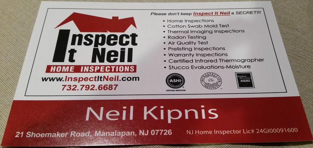 Inspect It Neil Kipnis
