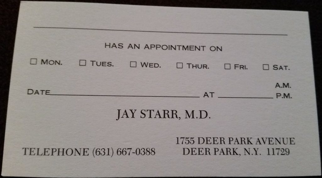 Dr Jay Starr