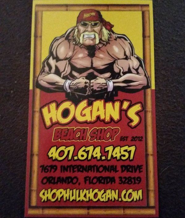 Hogans Beach Shop Orlando FL