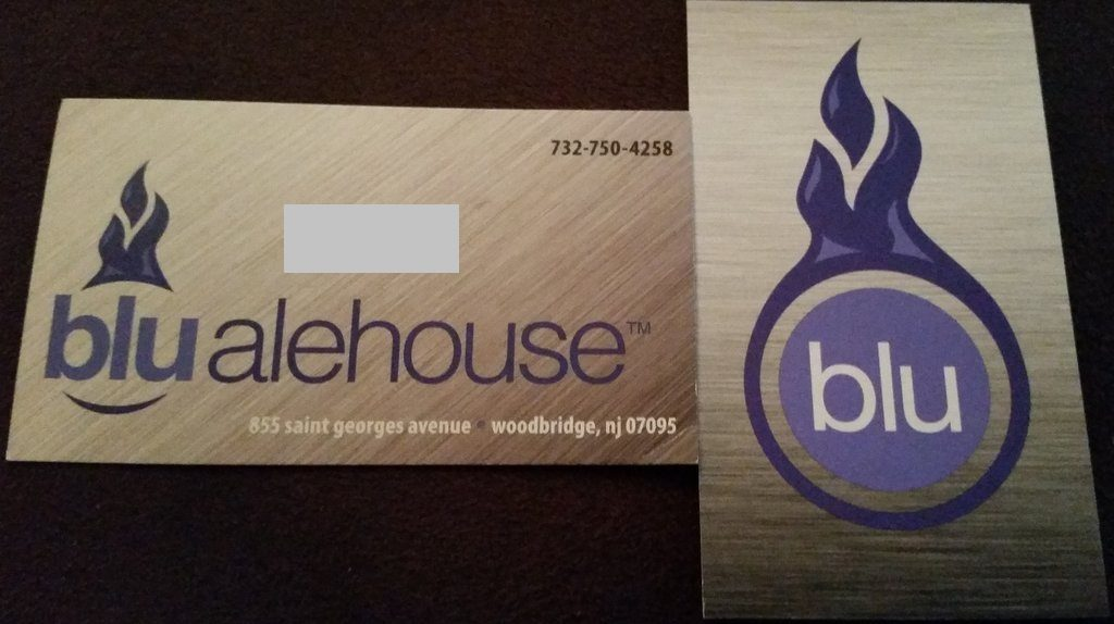Blu Alehouse Woodbridge NJ