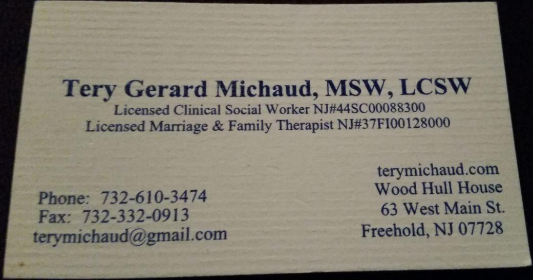 Tery Gerard Michaud