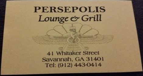 Persepolis Lounge and Grill