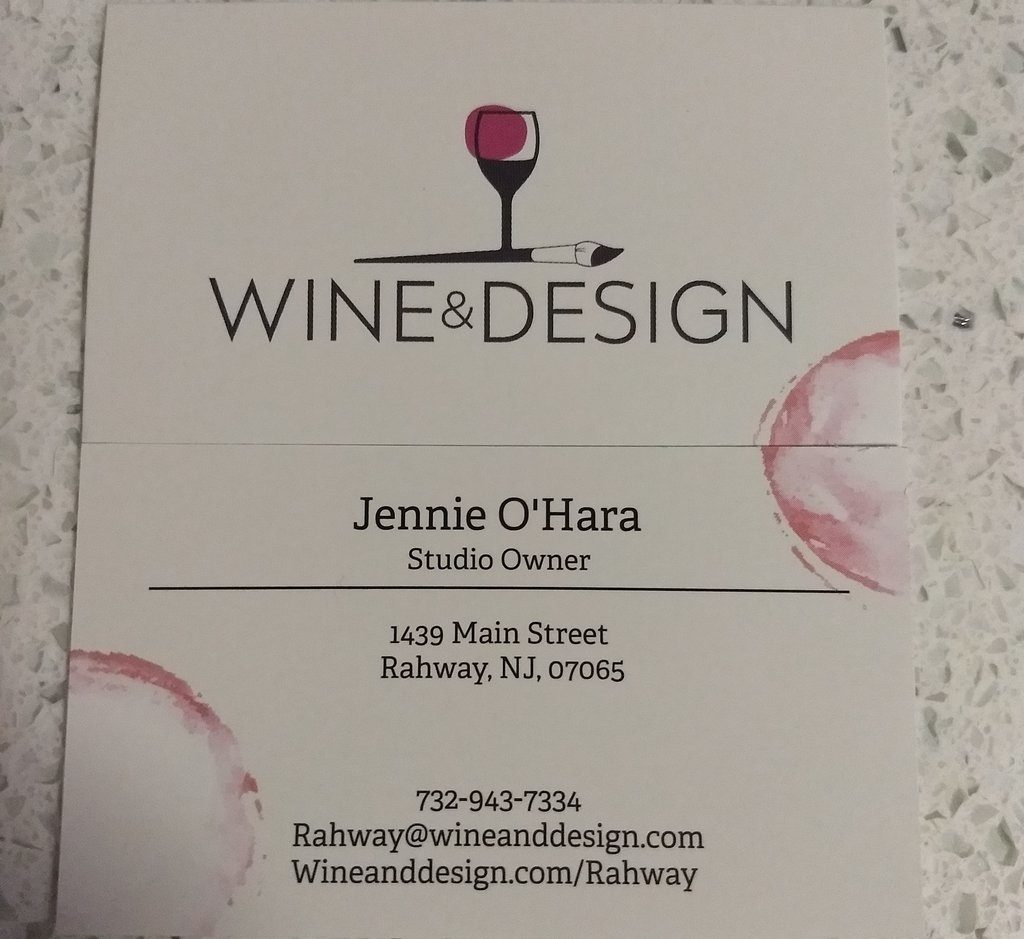 Wine and Design Rahway NJ