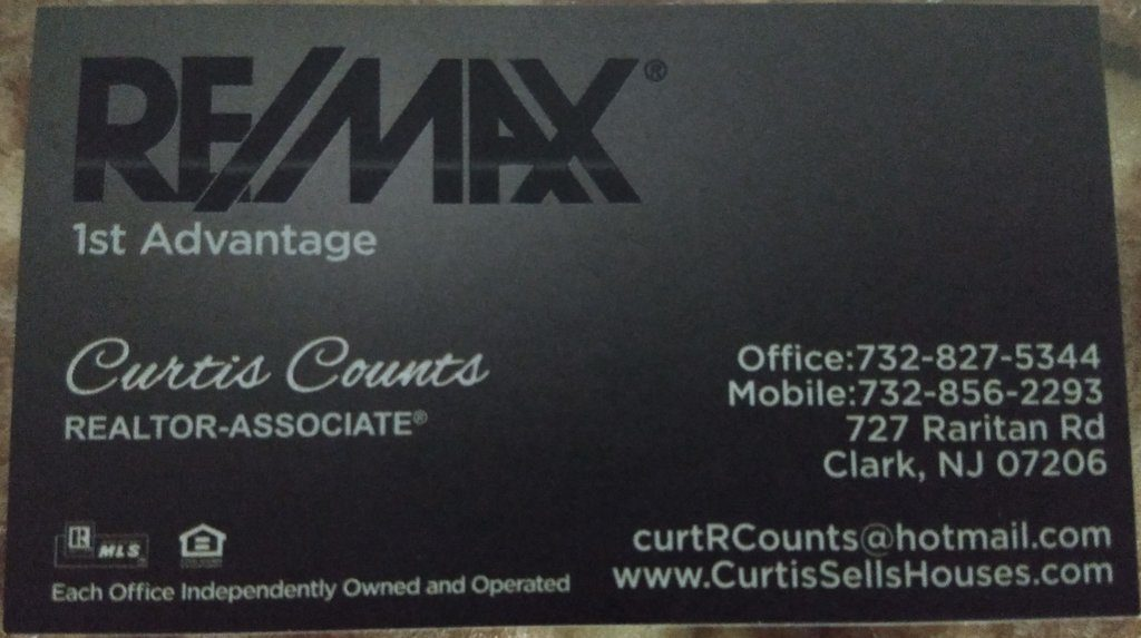 Curtis Counts Realtor